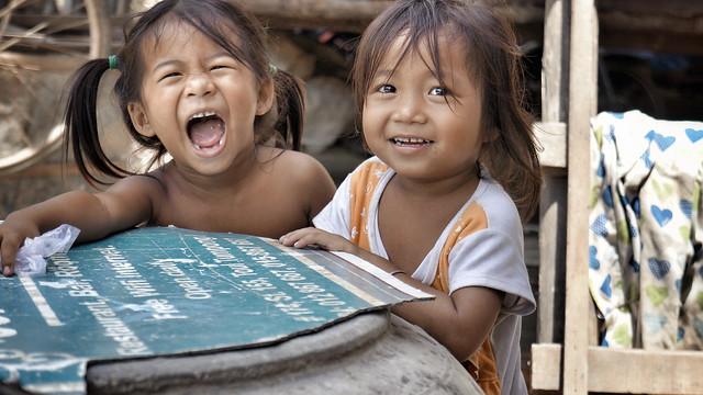 Phnom Penh Slums