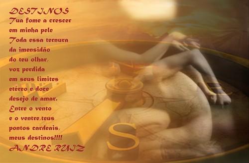 DESTINOS by amigos do poeta