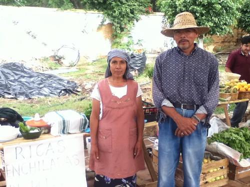 "Oaxaca de Juárez, México - <a href=""http://oaxaca.wikispaces.com/pochimilco"" rel=""nofollow"">Mercado Pochote Xochimilco</a>"