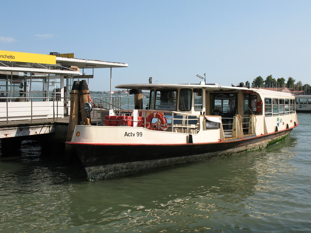 Public transport in Venezia