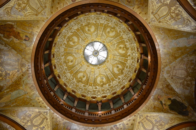 Dome of Flagler college