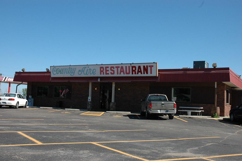 Country Aire Restaurant, Atlanta, IL