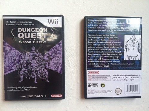 Dungeon Quest for Wii