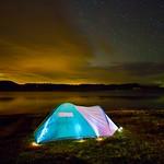 Camping Lake Moogerah