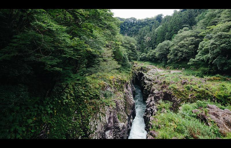 高千穂峡(たかちほきょう)