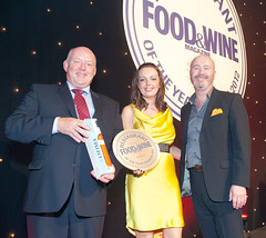 Moy House wins Food & Wine Style Award