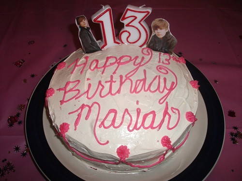Mariah's 13th Birthday