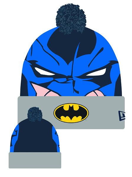 Esquente sua cabeça com Super-Heróis - Eu Quero batman