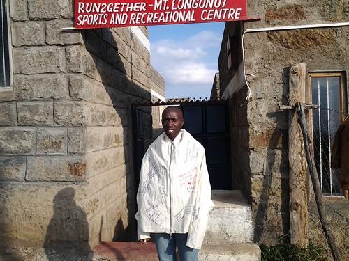 Geoffrey Gikuni Ngungu, Naivasha, Kenya