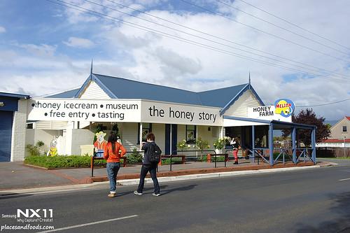 honey farm overview