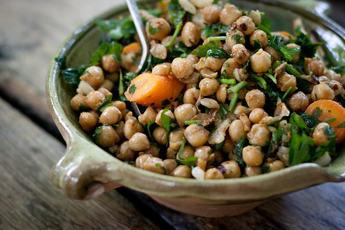 Tim Clinch's Awesome Chickpeas