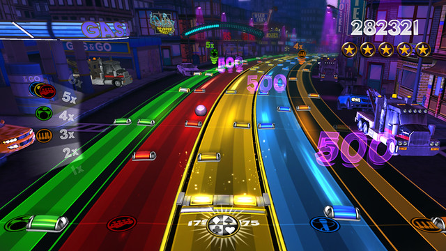 Rock Band Blitz para PS3