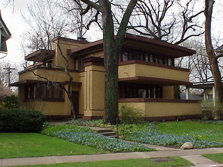 Mrs Thomas H Gale House, Oak Park