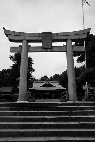 2012夏日大作戰 - 熊本 - 出水神社 (2)