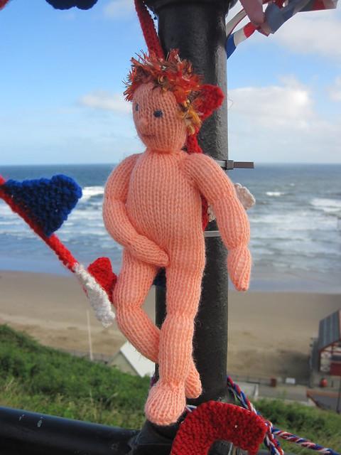 Prince Harry Knitting, Saltburn
