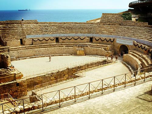 Amphitheatre, Tarraco Viva, Tarragona