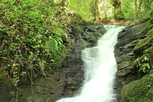 Waterfall. C&C welcome