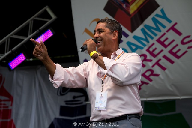 Latin Grammys Inwood 2011