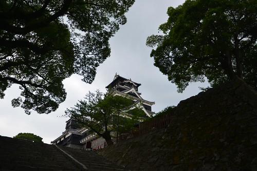 2012夏日大作戰 - 熊本 - 熊本城 (2)