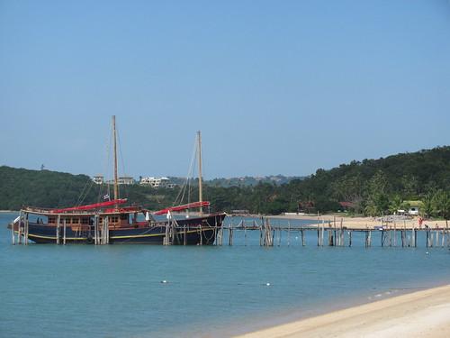 Bo Phut Pier by holidaypointau