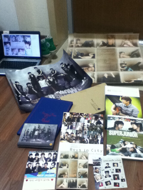 Super Junior loot