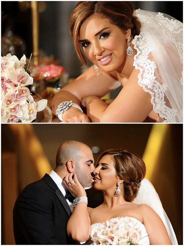 Bridal Styles Bride Diana & Mazen