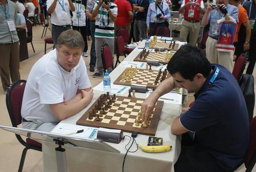 Kramnik vs Shirov