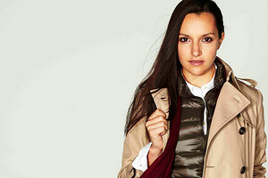 Brit Morin stars in new UNIQLO campaign