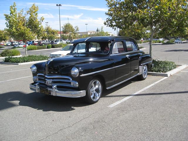 1950 dodge coronet four door sedan local sighting by for 1950 dodge coronet 2 door