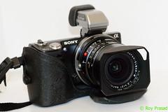Leica 21mm f/3.5 Super Elmar-M