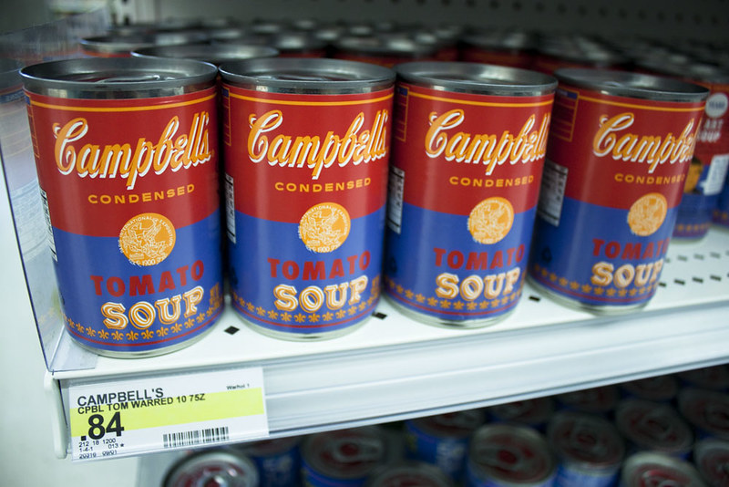 Campbells Soup - Andy Warhol 2