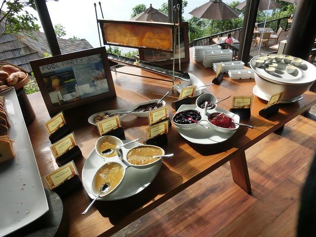 buffet breakfast - The Height restaurant