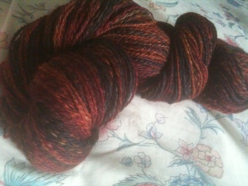 New Moon yak/merino 2nd bump