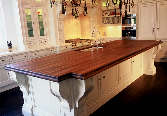 Photo Credit: J. Aaron Wood Countertops