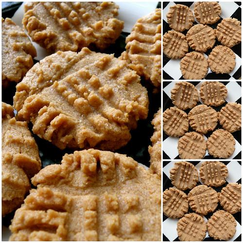 Mrs. Fields Secrets Peanut Butter Cookies