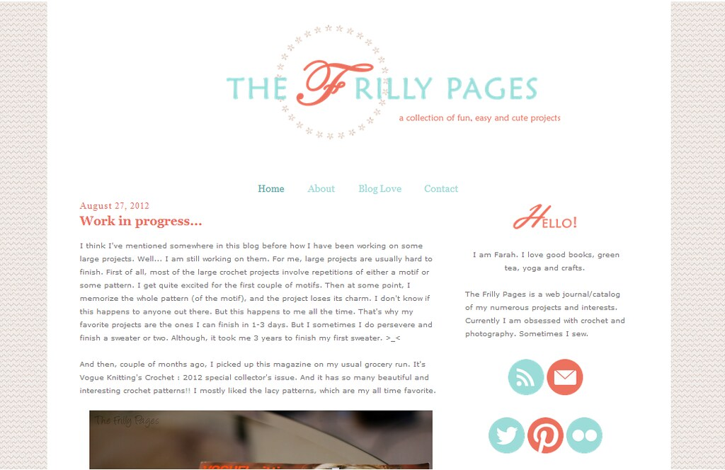New blog design & domain