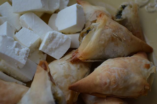 samosas with paneer