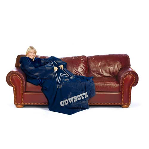 Dallas Cowboys Huddler Blanket