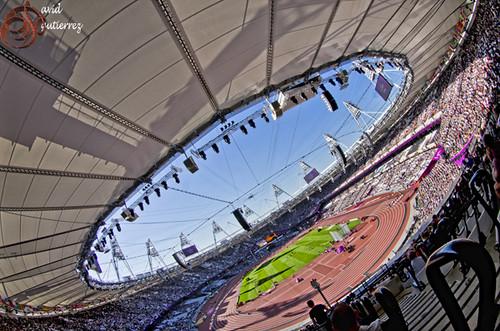 London 2012 Olympic Stadium V by david gutierrez [ www.davidgutierrez.co.uk ]