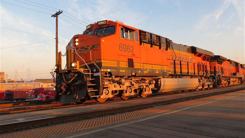 Diesel Locomotive (Start Up)