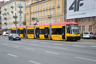 ZTM 3156 [Warsaw tram]