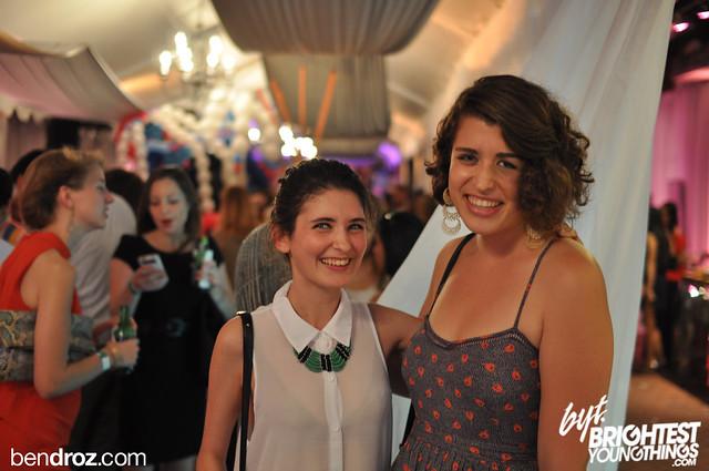 Sep 9, 2012 -Fashion Night Out BYT-37 - Ben Droz