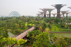 Breathtaking gardens by the Bay
