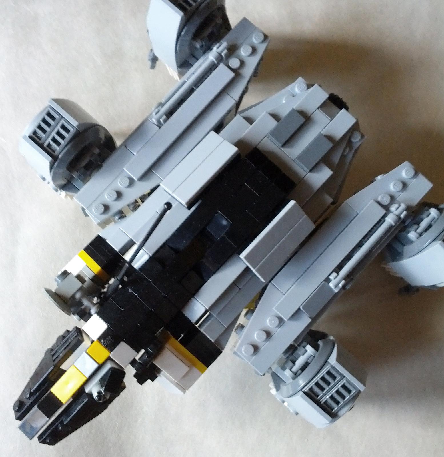 USCSS Prometheus Top