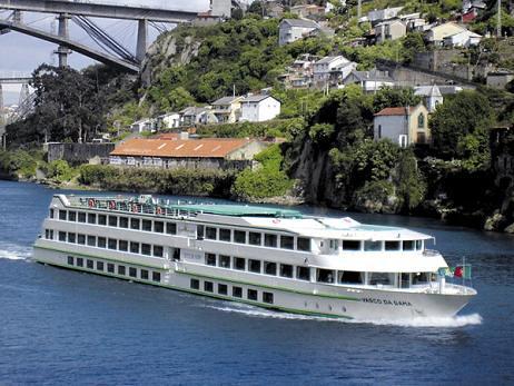 Crucero por el rio Duero