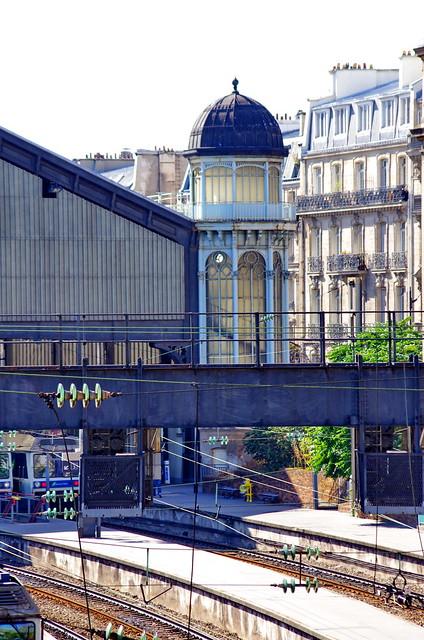 paris les voies derri re la gare saint lazare 8 flickr photo sharing. Black Bedroom Furniture Sets. Home Design Ideas