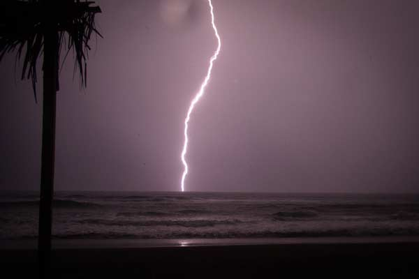 Thunder, Lightning, Sea Turtles and Other Bad Ideas