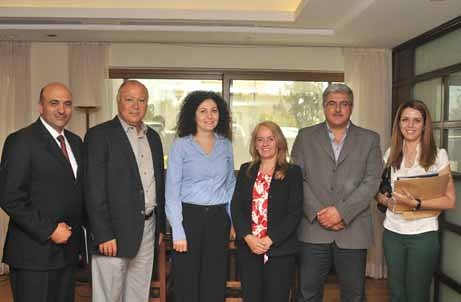 Crowne Plaza Amman Signs Agreement With Jordan River Foundation