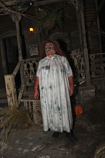 Halloween Haunted House Decorations