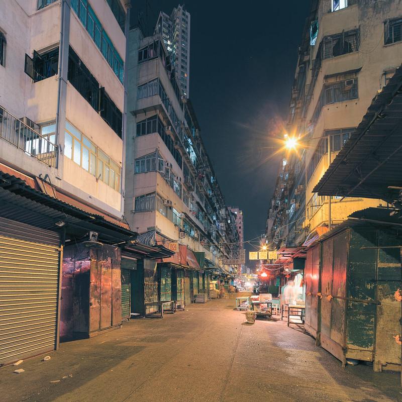 Old Mongkok.